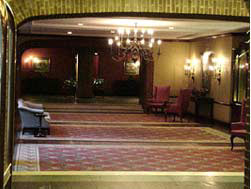 Lobby of 500 East 77 St